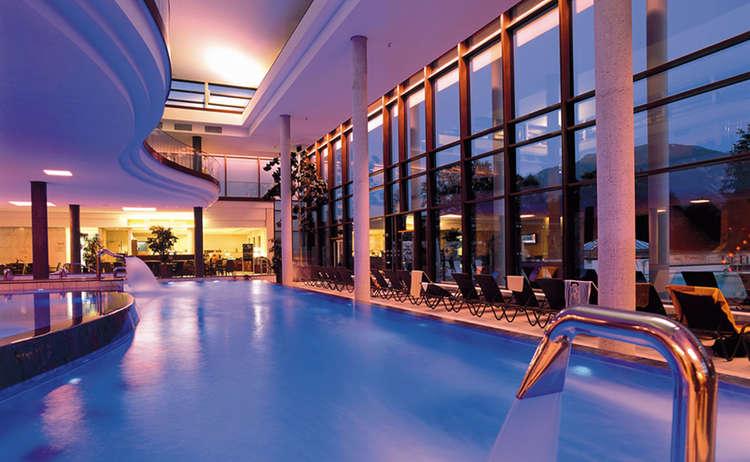 14 Spa Und Familien Resort Rupertustherme Innen
