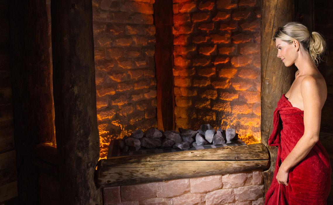 Alpensalz Sauna Rupertustherme