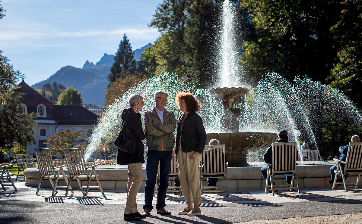 Alpensole Springbrunnen 12