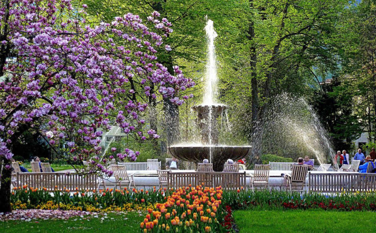 Alpensole Springbrunnen 8