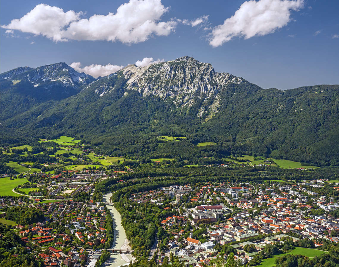 Alpenstadt Bad Reichenhall 3