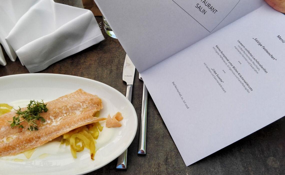 Kulinarik in Bad Reichenhall