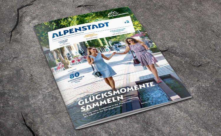 Alpenstadt Magazin 2018
