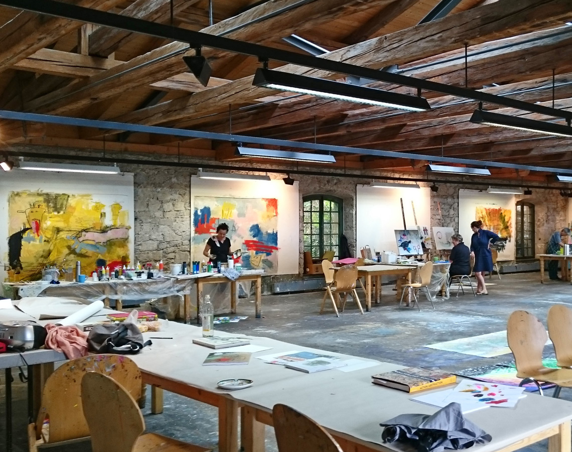 Art Academy at the Old Saltworks