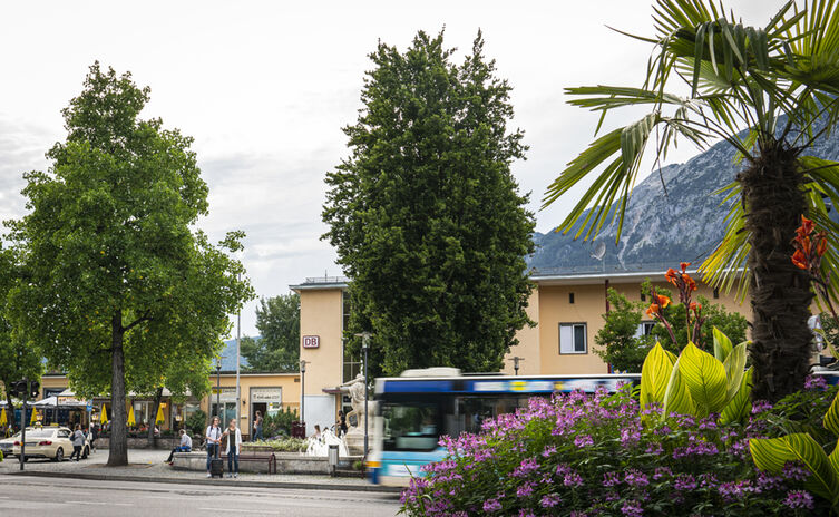 Parkplatz Bahnhof
