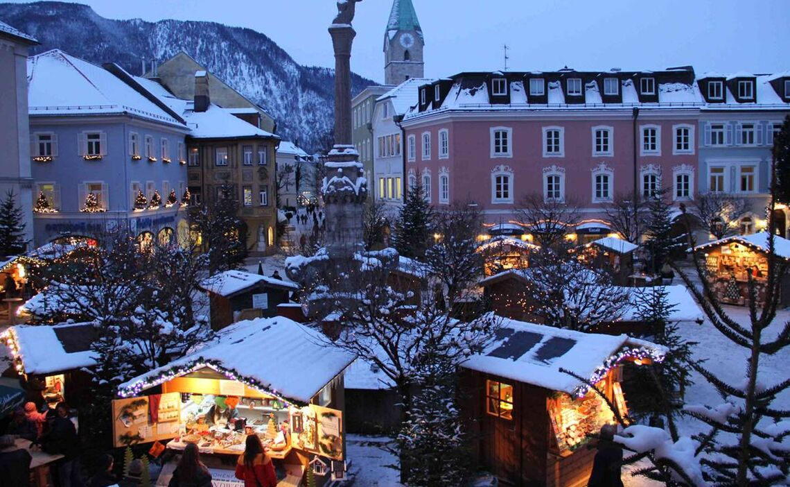 Bad Reichenhall S Christmas Markets