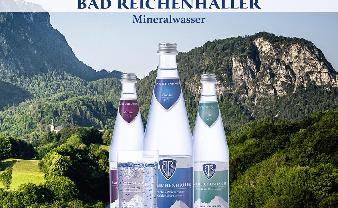 Bad Reichenhaller Mineralwasser