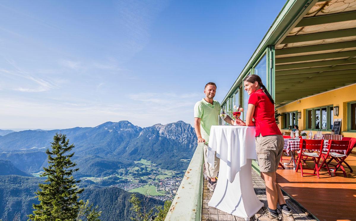 Bergrestaurant Predigtstuhl 4