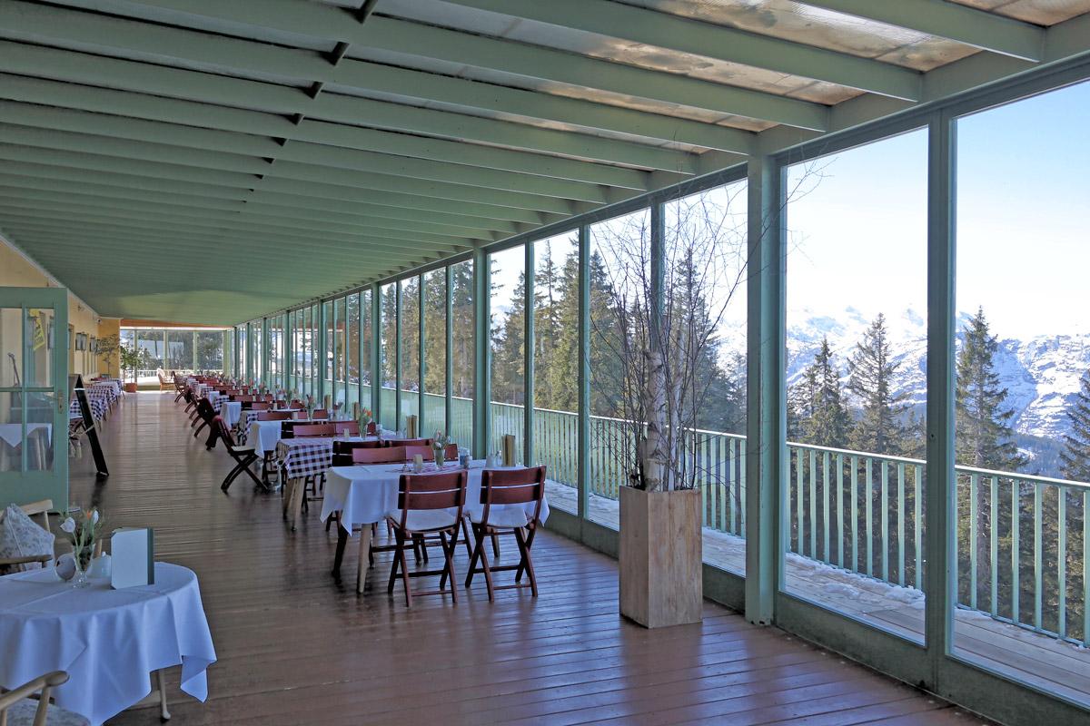 Bergrestaurant Predigtstuhl 7