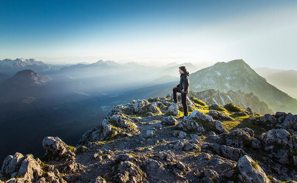 Bergtour Hochstaufen Zwiesel
