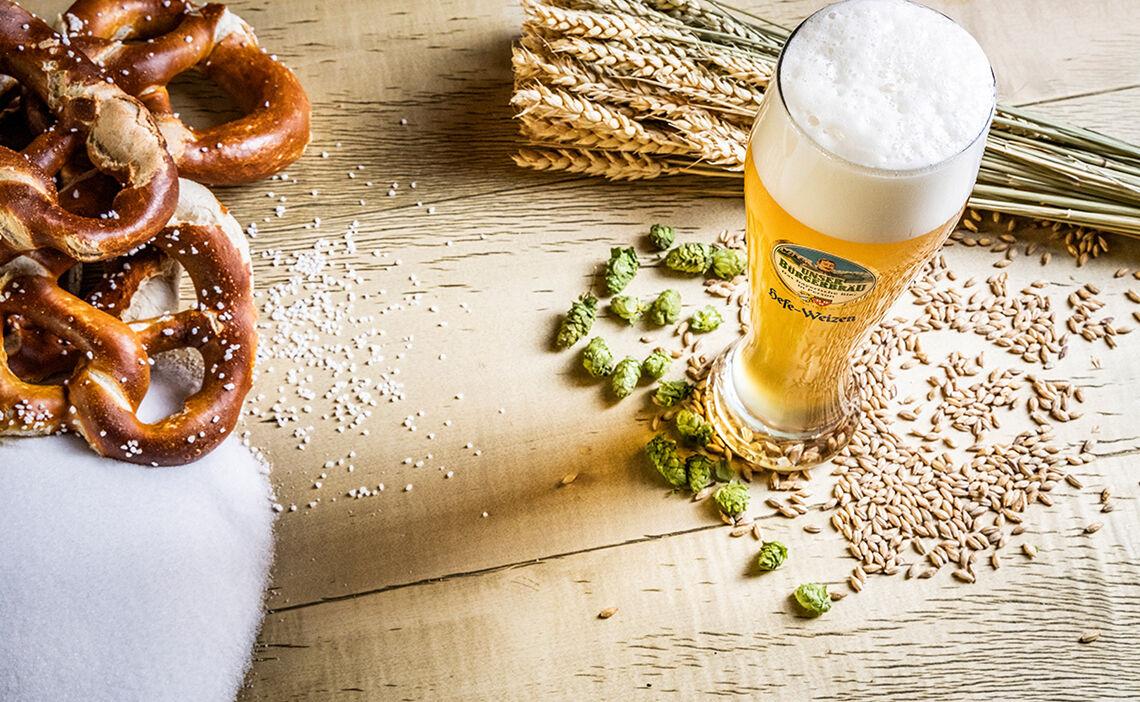 Bier und Salz - Gott erhalt's