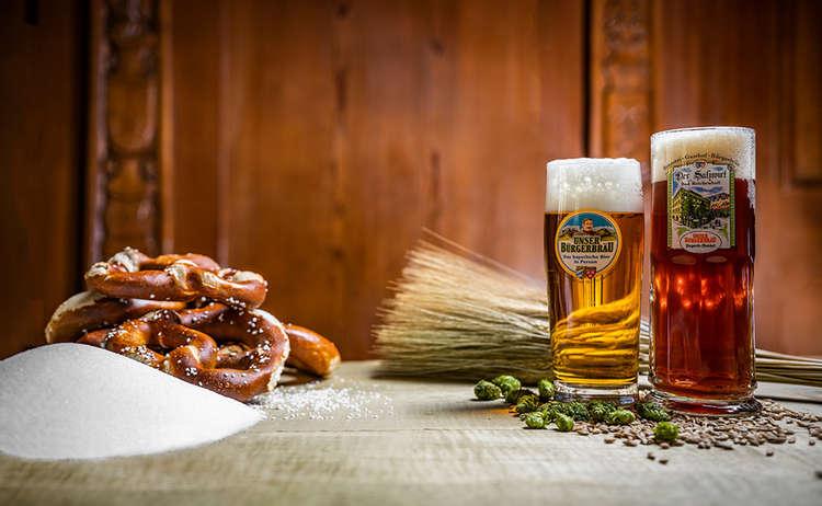 Bier Und Salz