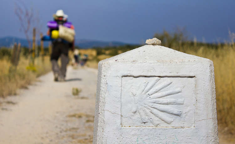 Pilgerreisen dienen häufig der Selbstfindung und müssen nicht immer religiös motiviert sein. © Gerhard Reus - Fotolia.com