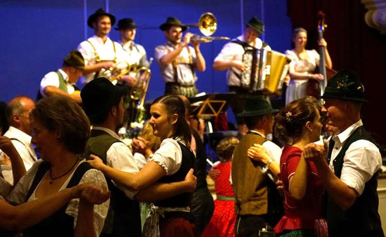 Boarischer Tanz Bad Reichenhall