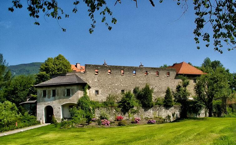 Burg Gruttenstein Bad Reichenhall Alpenstadt Burgenweg