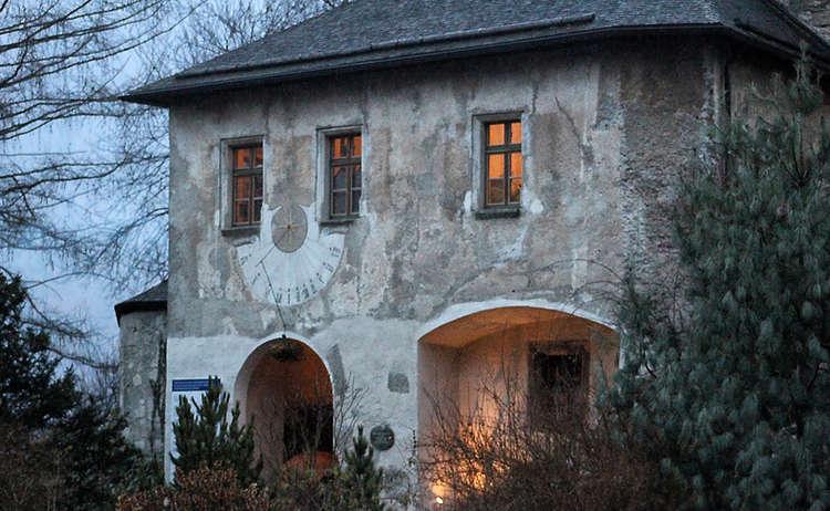 Burg Gruttenstein Bad Reichenhall Regina Reuter