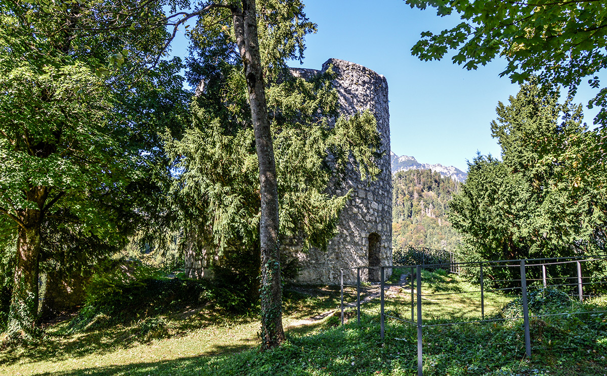 Burgruine Karlstein 9