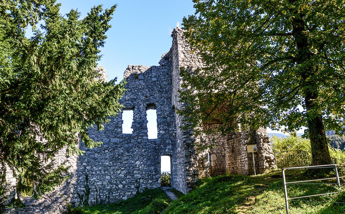 Burgruine Karlstein