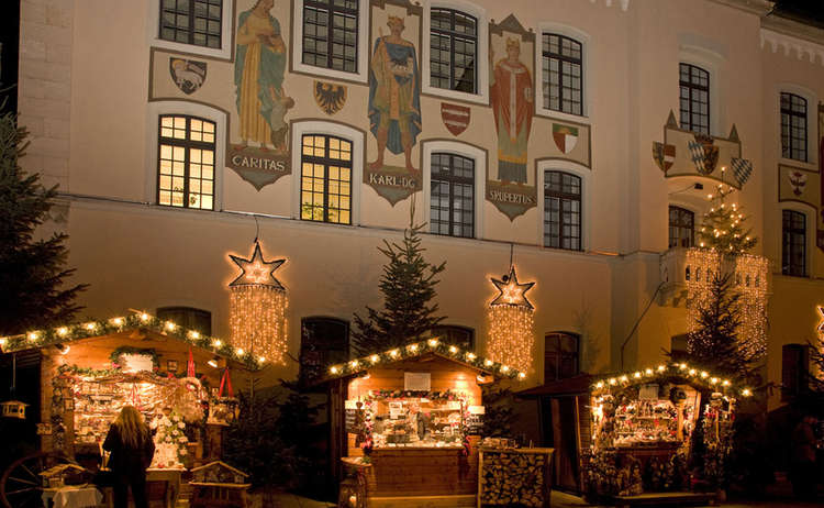 Christkindlmarkt Bad Reichenhall Fuermann