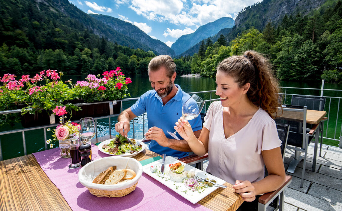 Culinary In Bad Reichenhall
