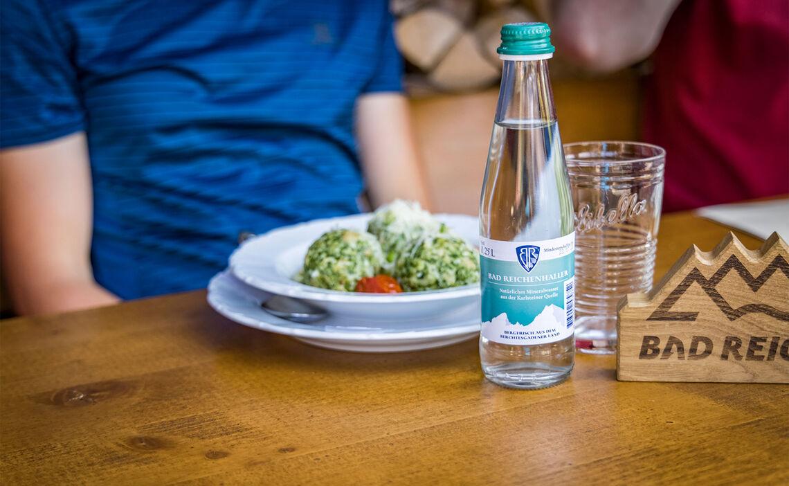 Reichenhaller Mineralwasser