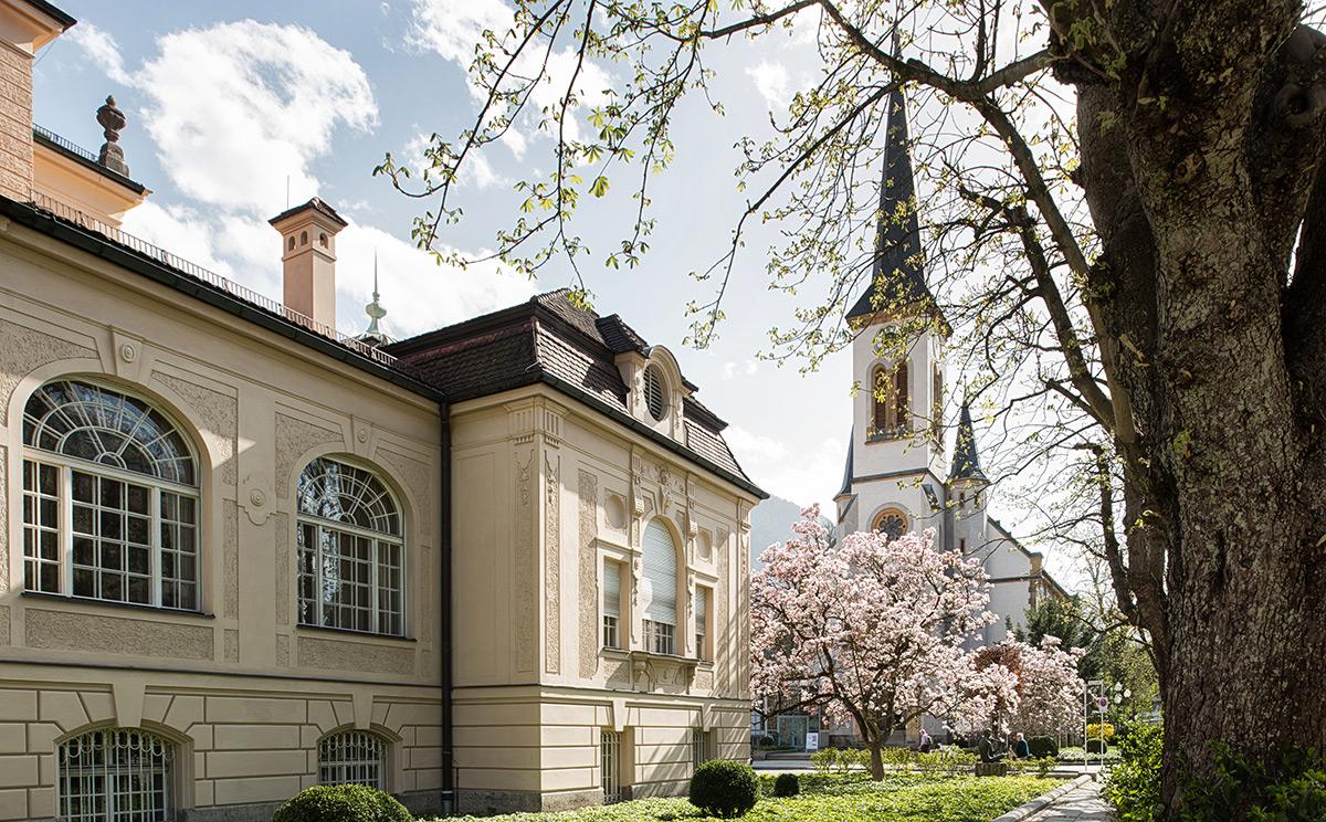 Evangelische Stadtkirche 1