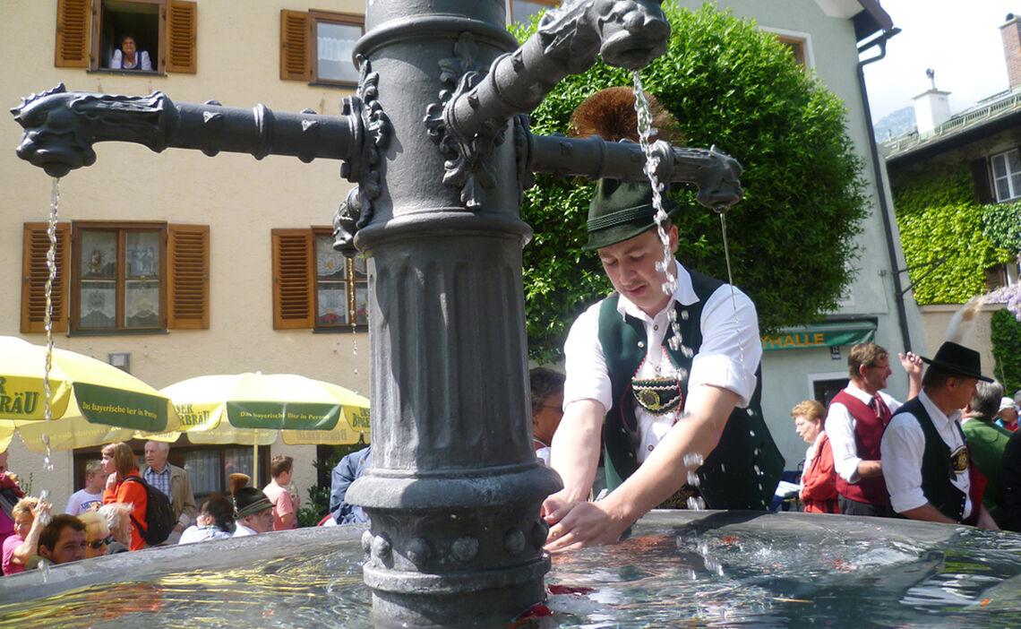 Florian Fountain