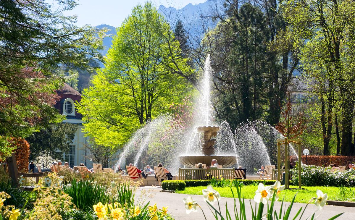 Frei Durchatmen In Der Alpenstadt Bad Reichenhall 2