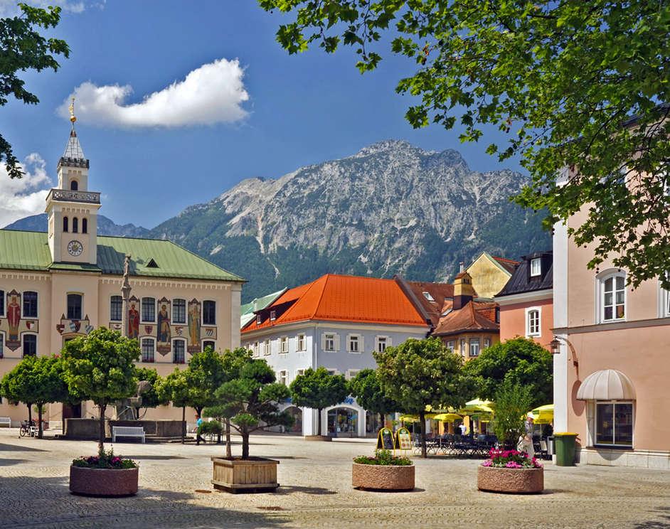 Frei Durchatmen In Der Alpenstadt Bad Reichenhall 3