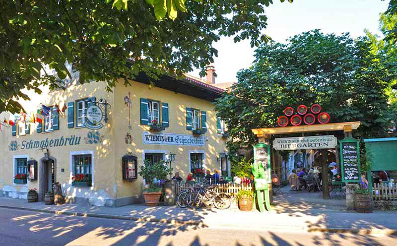 Gasthaus Wieninger Schwabenbraeu 1