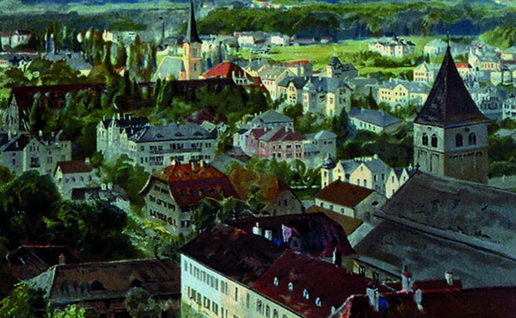 Geschichte Von Bad Reichenhall 1