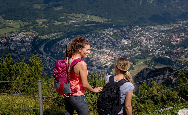 Hiking Above Bad Reichenhall