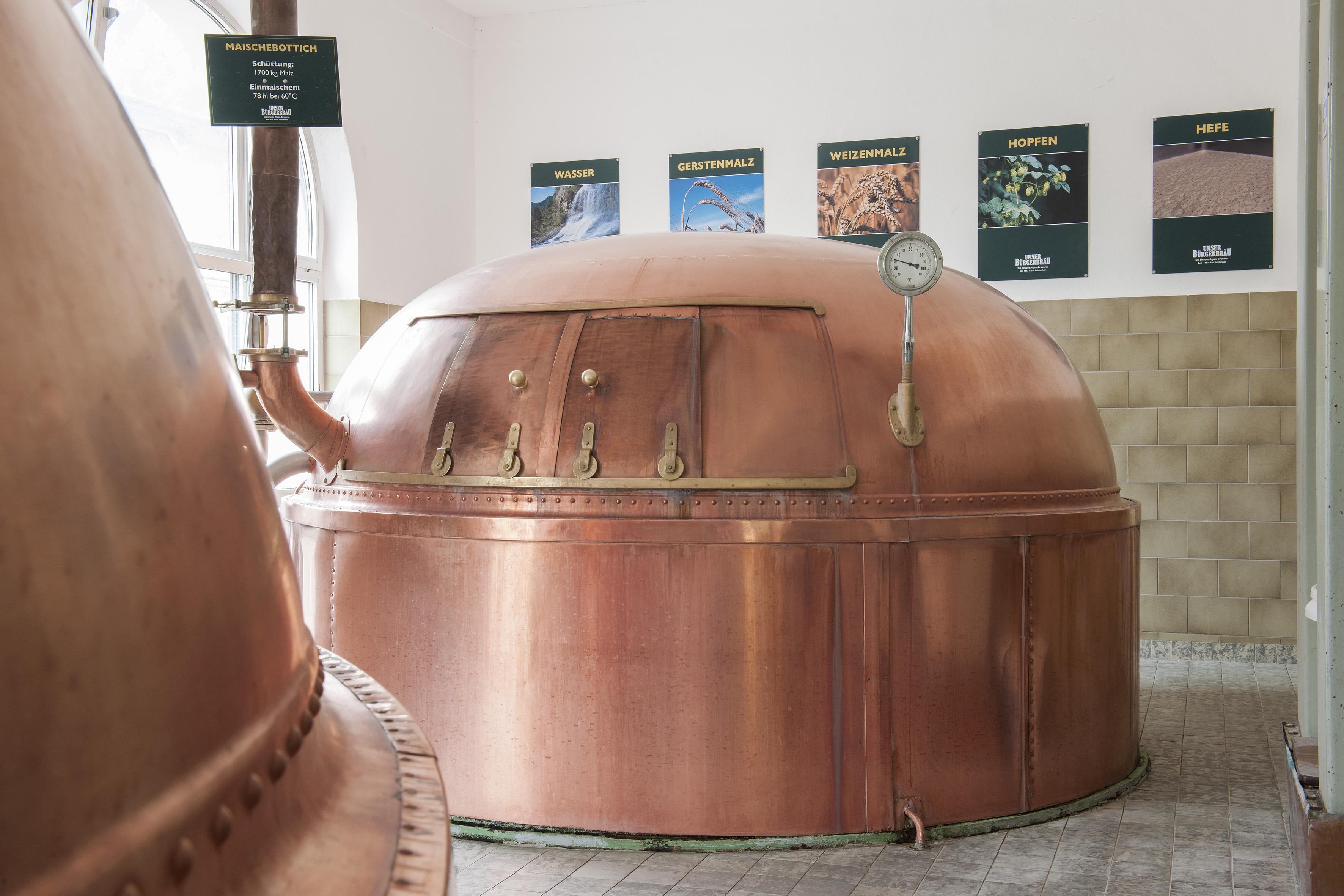 Historischer Brauereigasthof Buergerbraeu 9