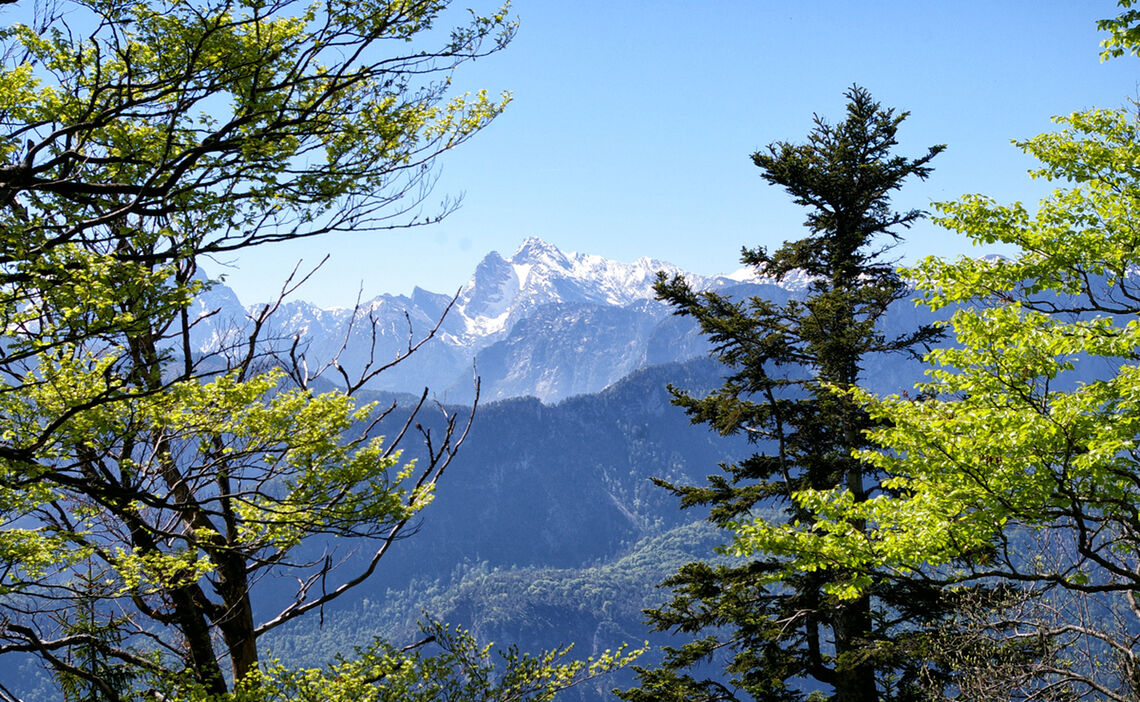 Hochkalter Zwieselalm Bergtour
