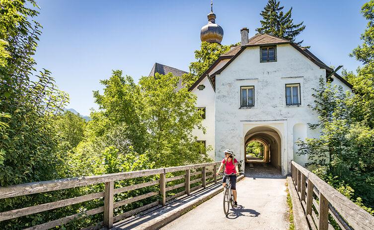 Höglwörth Radtour