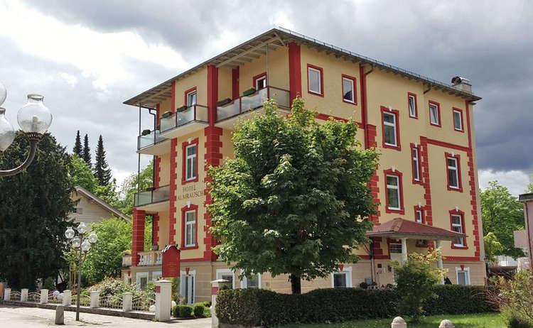 Hotel Almrausch Salzalpensteig Bad Reichenhall