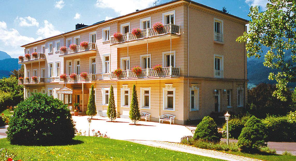 Hotel Alpenstadt Reichenhall Bayern