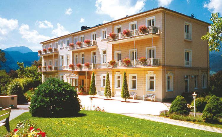 Hotel Alpina Alpenstadt Bad Reichenhall
