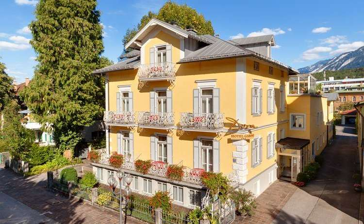 Hotel Dora Bad Reichenhall Salzalpensteig