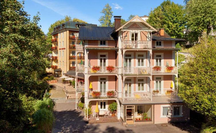 Hotel Garni Dora Bergfried Und Schoenblick 1