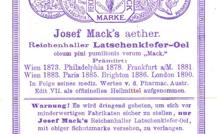 Josef Mack