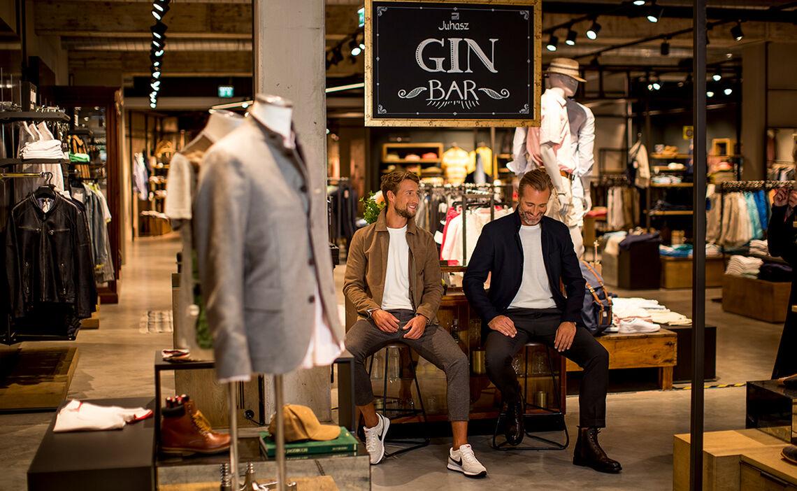 Shoppen für Männer