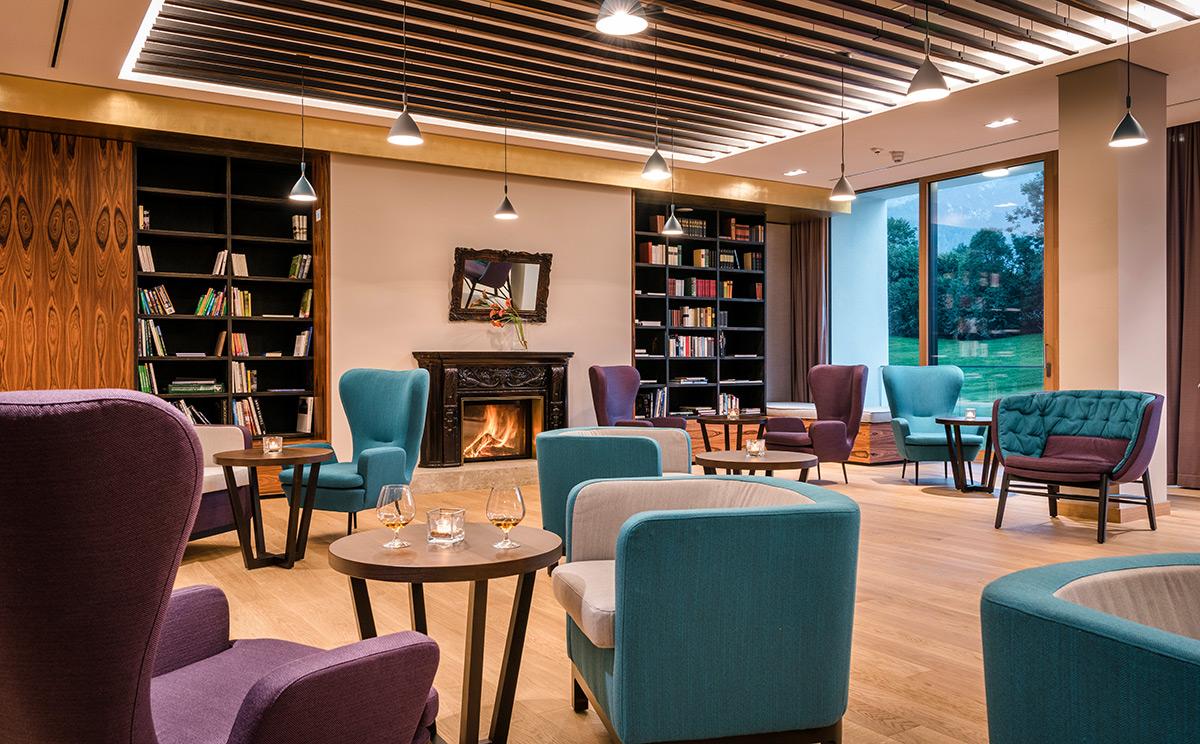 Bibliothek im Klosterhof