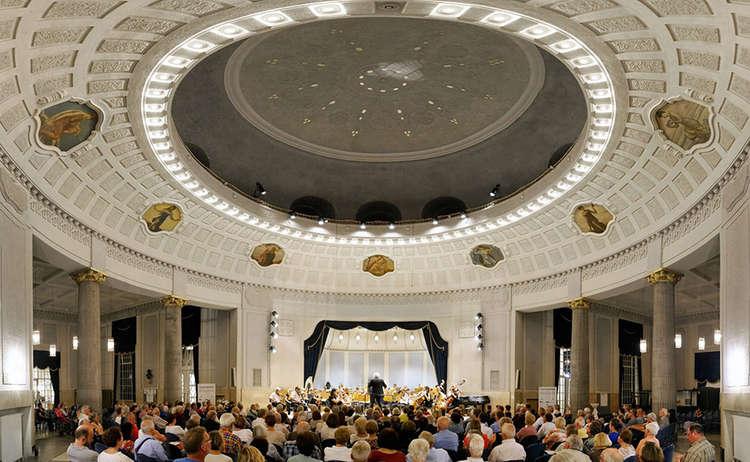 Konzertrotunde Konzer Klangwolket