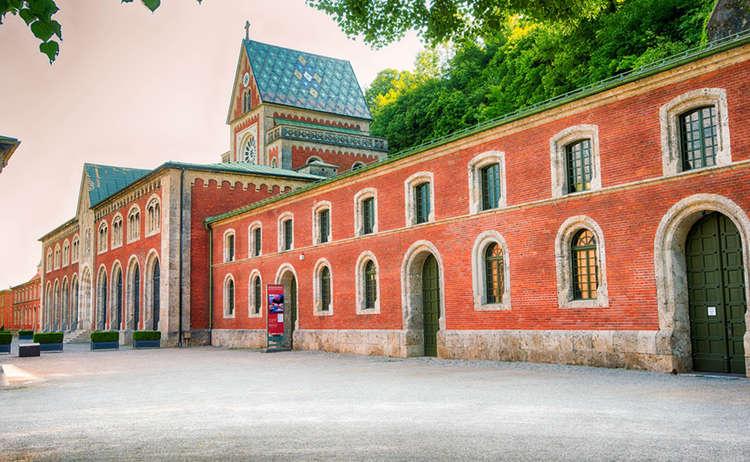 Kunstakademie Bad Reichenhall Aussenansicht