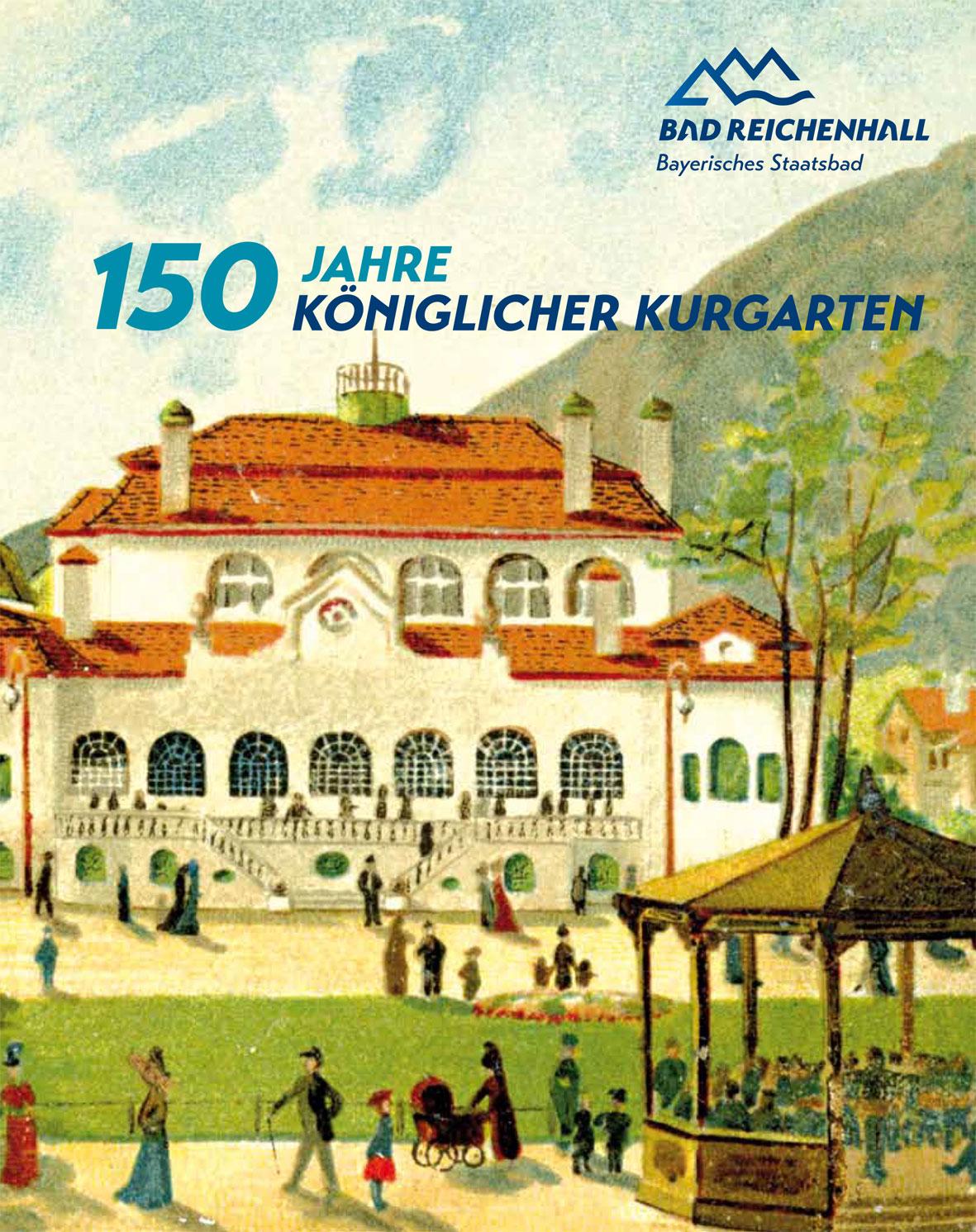 Festschrift Königlicher Kurgarten