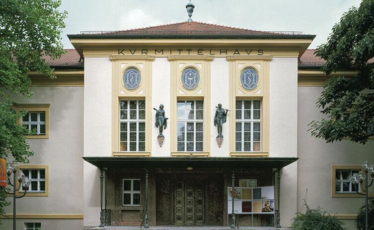 Kurmittelhaus Der Moderne 1