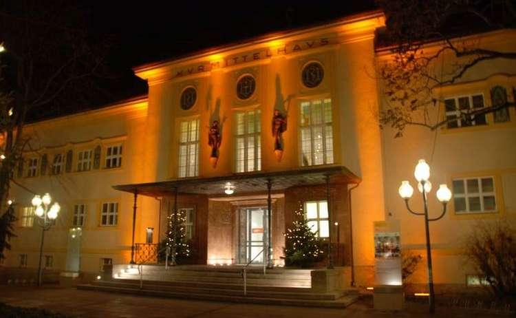 Kurmittelhaus Der Moderne