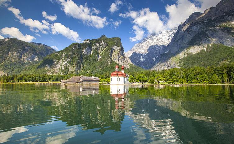 Lake Koenigssee 1