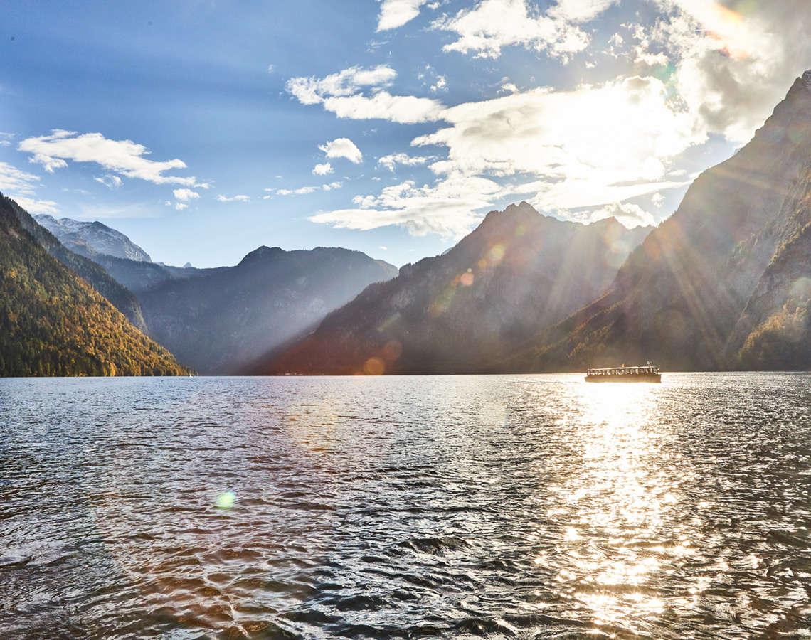 Lake Koenigssee 2